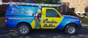 Window Butler Truck